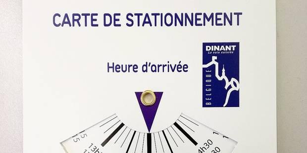 Stationnement : de nouvelles mesures à Dinant - La DH