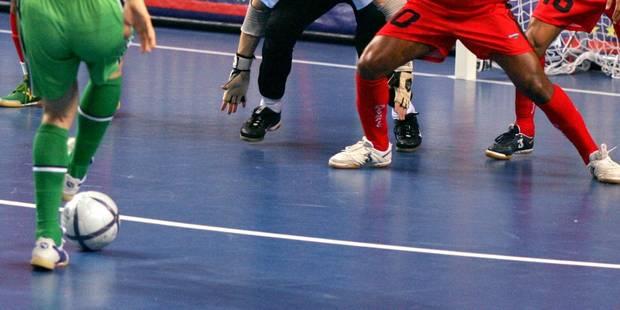 Futsal: Luca Cragnaz est le nouveau sélectionneur fédéral - La DH