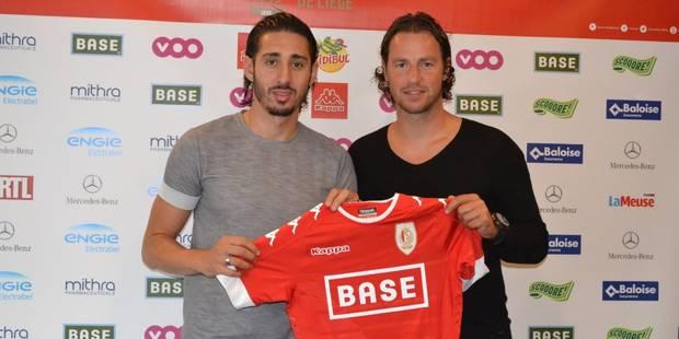 Standard: Ishak Belfodil a signé, tout comme le Brésilien William Ribeiro Soares - La DH
