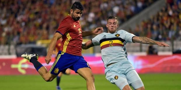 Les graves accusations de Diego Costa contre la presse espagnole - La DH