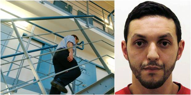 Abrini fait tourner la prison de Nivelles au ralenti - La DH