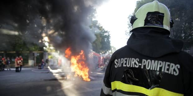 Pompiers : Collaboration transfrontalière - La DH