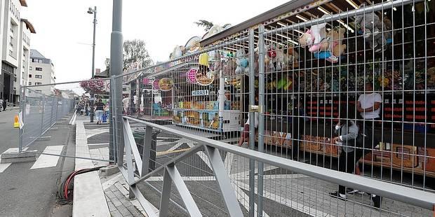 """Barrières de sécurité à Berchem: """"On se croirait au zoo d'Anvers"""" - La DH"""