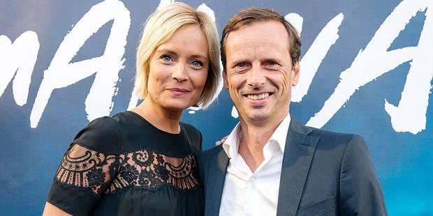 """Ophélie Fontana et Vincent Langendries se sont dit """"oui"""" - La DH"""