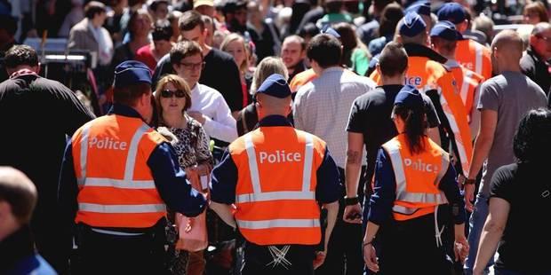 Mons: 74 policiers sont nécessaires pour optimiser la zone - La DH