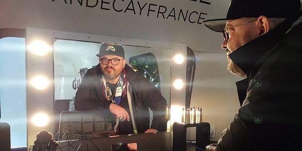 Rencontre avec Ludovic Engrand, maquilleur de stars - La DH