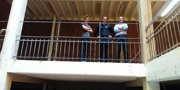 Charleroi: La manufacture urbaine, un projet à 5 millions d'euros - La DH