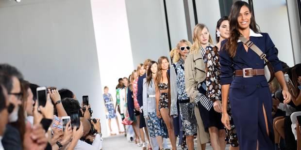 Les 10 tendances à retenir de la Fashion Week de New York - La DH