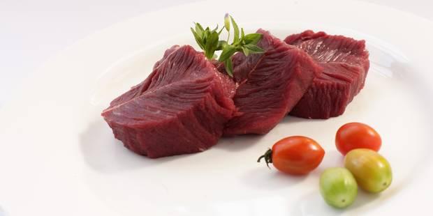 On consomme moins de viande - La DH