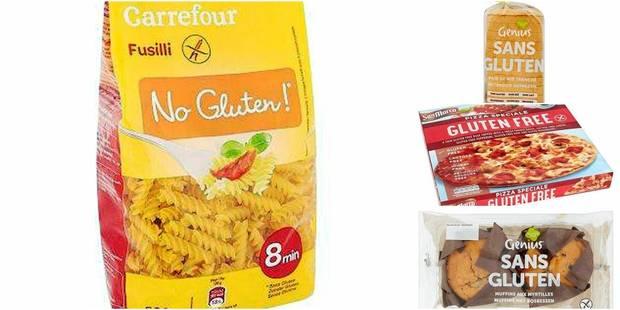 Bio, sans gluten, sans lactose : tout le monde en veut - La DH