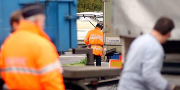 Des contrôles sociaux éclair sur la route dans le secteur du transport jeudi - La DH