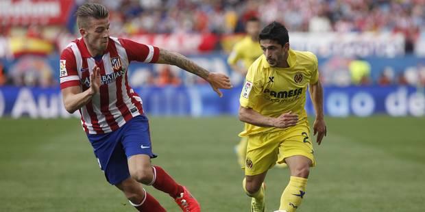 """Toby Alderweireld: """"A l'Atlético, j'ai appris à défendre"""" - La DH"""