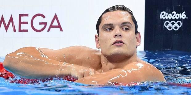 Florent Manaudou plaque la natation pour un tout autre sport - La DH