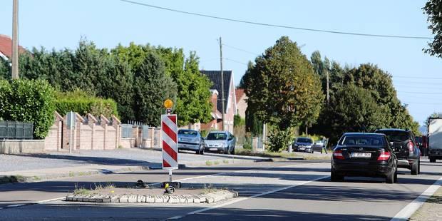 Trois accidents en une semaine sur l'îlot maudit sur la route entre Binche et Mons - La DH