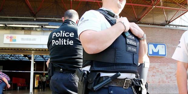Ces 20 agents de l'ombre de la zone Bruxelles-Ouest - La DH