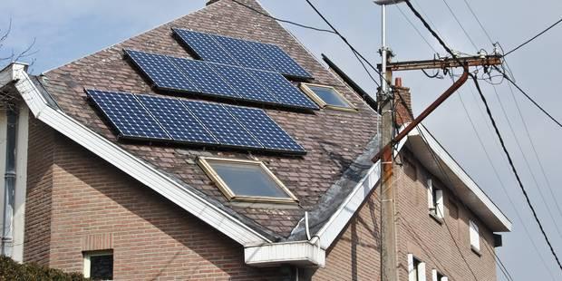 Les propriétaires wallons de panneaux photovoltaïques ne payeront pas leur utilisation du réseau en 2018 - La DH