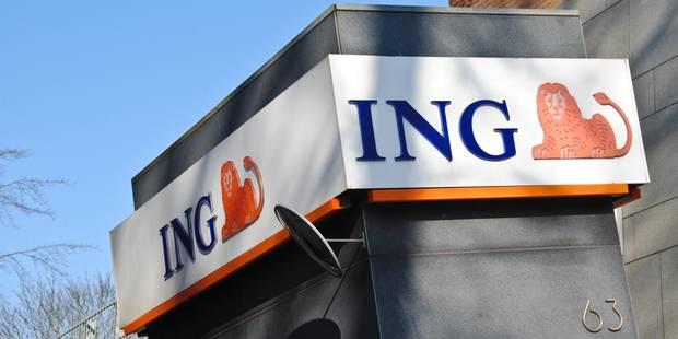 Voici les raisons qui poussent ING à restructurer son personnel ! - La DH