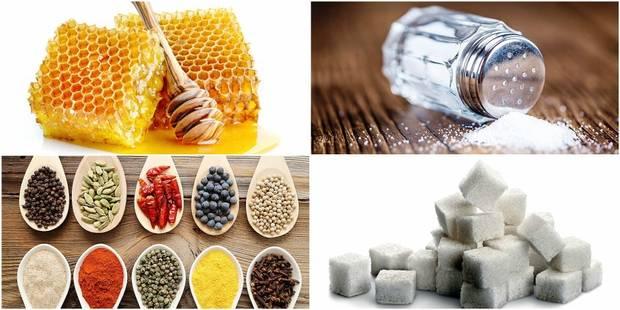 Voici dix aliments qui ne périment jamais - La DH