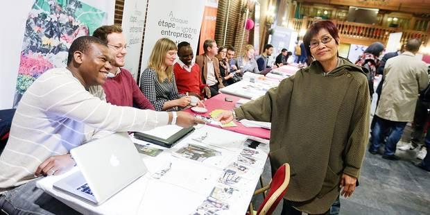 Une journée pour booster l'entreprenariat à Molenbeek - La DH