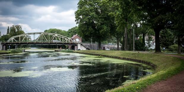 La Louvière : un corps sans vie retrouvé dans l'ancien Canal du Centre - La DH
