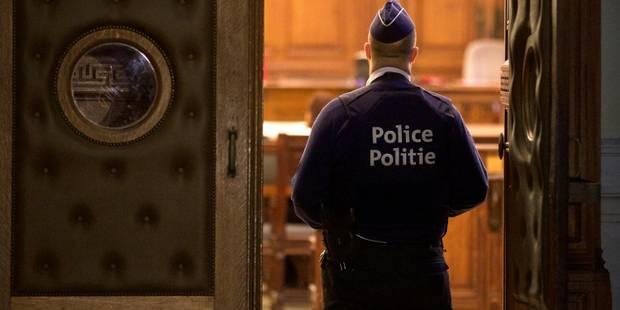 La dirigeante terroriste belge Fatima Aberkan à Strasbourg - La DH