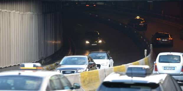 Bruxelles: Les tunnels Arts-Loi et du Cinquantenaire rouverts à la circulation - La DH