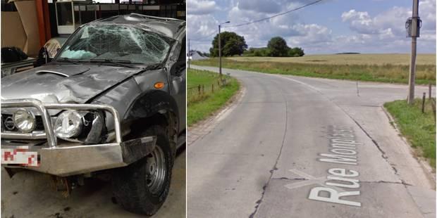Un homme décède dans un accident de la route à Ellignies-Sainte-Anne - La DH