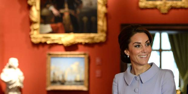 """Kate Middleton """"alone"""" à La Haye, prend un vol commercial pour rentrer - La DH"""