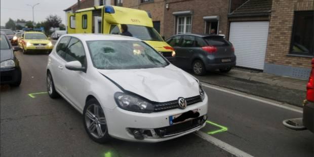 Un couple de piétons fauché par une voiture à Forchies-la-Marche: le mari dans un état critique - La DH