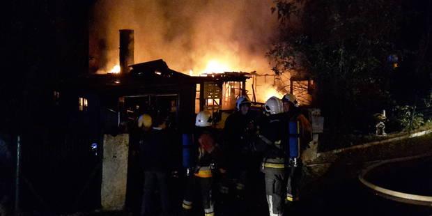 Walcourt : incendie d'une habitation au domaine du Pumont - La DH