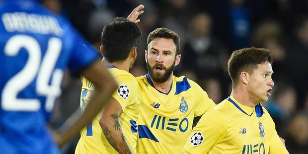Le Club de Bruges battu par le FC Porto (1-2) sur un penalty dans le temps additionnel - La DH