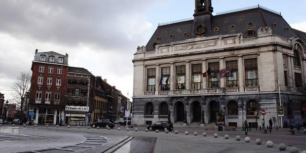 1,9 million pour sécuriser l'hôtel de ville de Charleroi - La DH