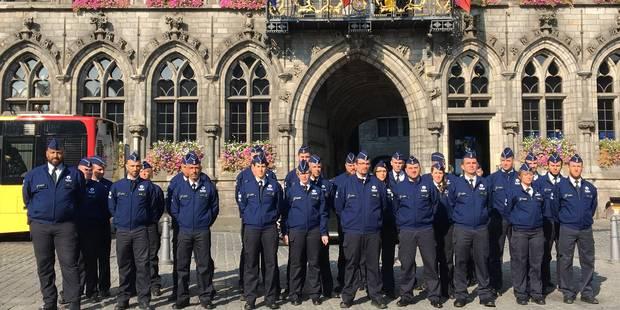 Police de Mons-Quévy : réunion de la dernière chance avant la grève - La DH