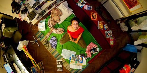 La chambre d'un jeune adulte, c'est comment partout dans le monde ? - La DH