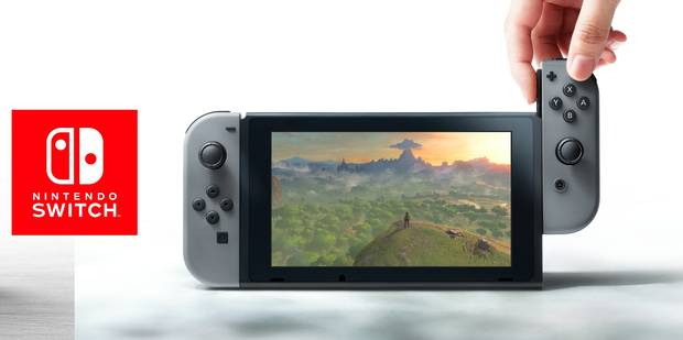 Nintendo dévoile la Switch ! - La DH