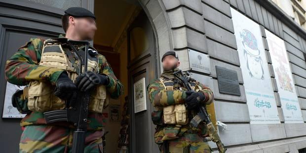 Les militaires manifesteront bien le 15 novembre à Bruxelles - La DH
