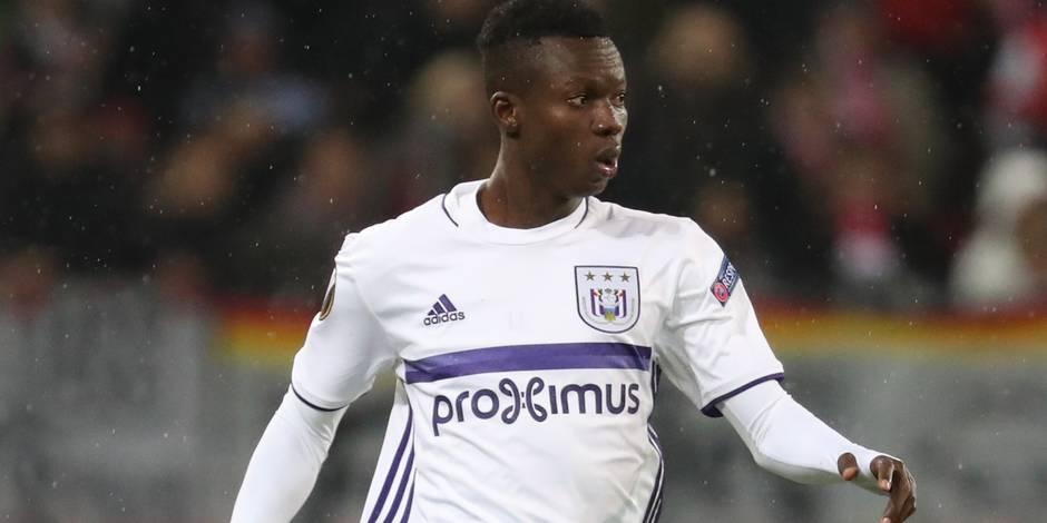 Qui est Emmanuel Adjei Sowah, la surprise de René Weiler face à Mayence ? - La DH
