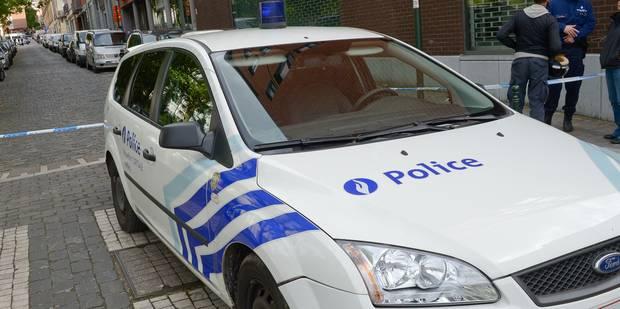 Bruxelles: un piéton grièvement blessé après avoir été heurté par un véhicule de police - La DH