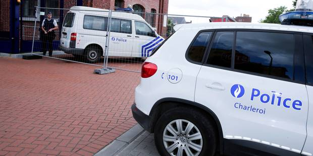 Préavis de grève en front commun déposé à la police de Charleroi - La DH