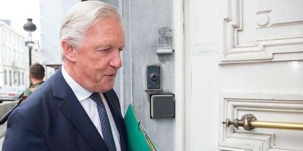 Le ministre des Pensions rencontre les syndicats militaires - La DH