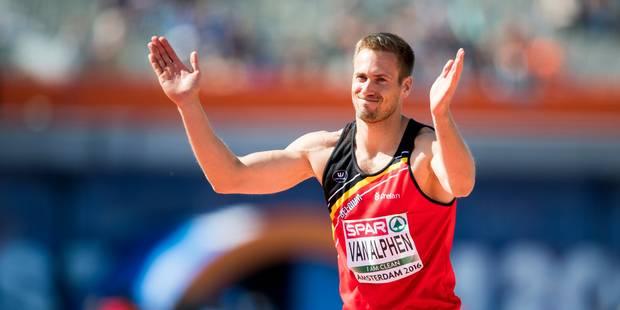 Hans Van Alphen met un terme à sa carrière - La DH