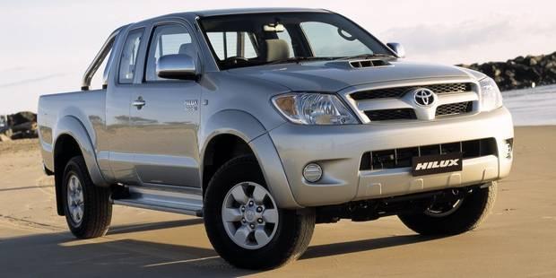 Toyota rappelle 37.059 véhicules en Belgique et au Luxembourg - La DH
