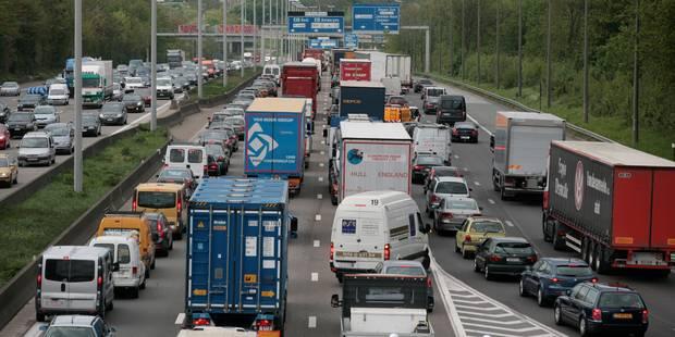 Fatigué des trajets, le travailleur belge est plus stressé que les autres Européens - La DH