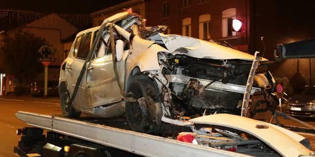 Wangenies: un homme de 29 ans meurt après une collision avec un tracteur - La DH