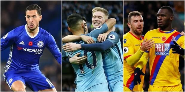 Belges à l'étranger : Doublé pour un Hazard étincelant, Benteke buteur contre Defour, De Bruyne à l'assist (VIDEOS) - La...