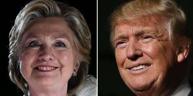 Avortement, peine de mort, mariage homosexuel, armes, emploi...: les positions divergentes entre Trump et Clinton - La D...