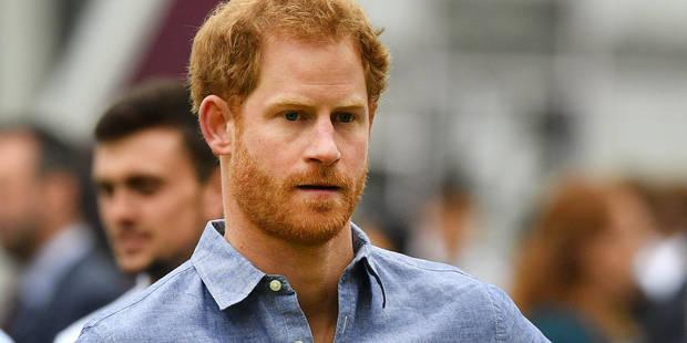 Le Prince Harry est en colère ! Il dénonce le harcèlement envers sa petite amie - La DH