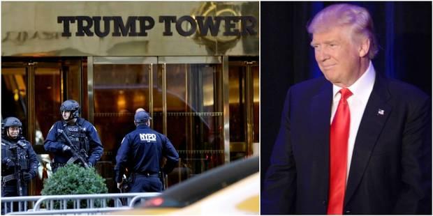 """La """"journée chargée"""" de Donald Trump: comment va-t-il organiser sa future administration? - La DH"""