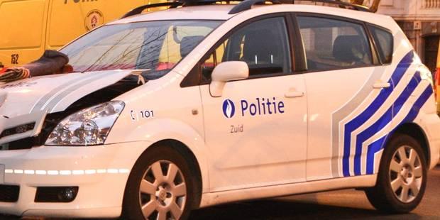 4 policiers légèrement blessés lors d'une course-poursuite à Bruxelles - La DH