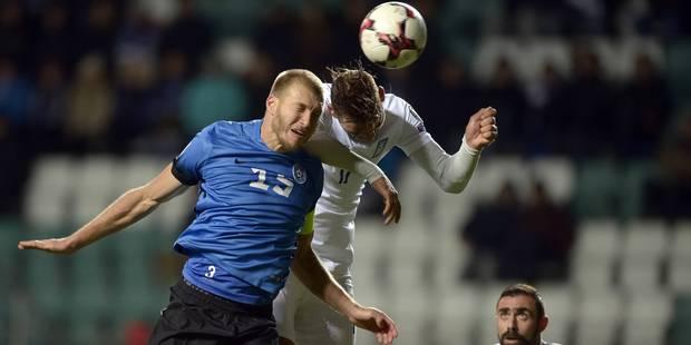 Belgique - Estonie: ces 3 choses à savoir sur le foot estonien - La DH